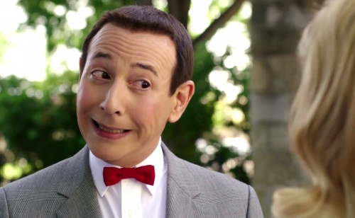 Pee Wee's Big Holiday- Paul Reubens