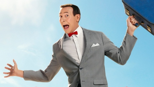 Pee Wee's Big Holiday- Paul Reubens