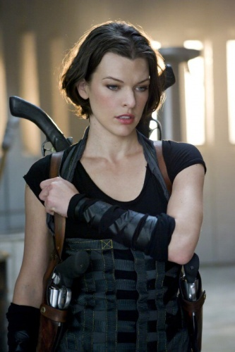 Resident Evil- Milla Jovoich