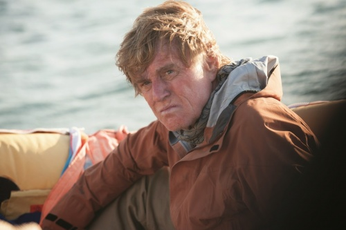 All Is Lost- Robert Redford