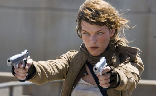 Resident Evil: Extinction- Milla Jovoich