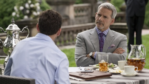 Royal Pains - Campbell Scott
