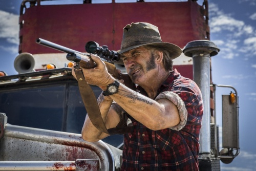 Wolf Creek 2 - John Jarret