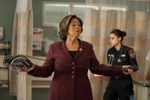 Nurse Jackie, Season 3- Anna Deavere Smith