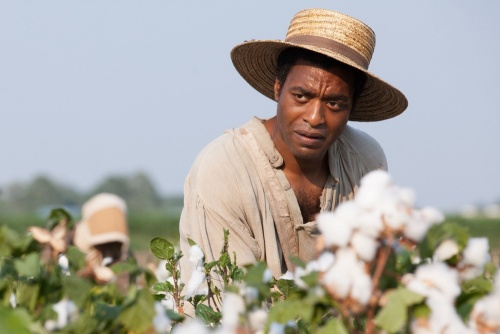 Twelve Years A Slave - Chiwetel Ejiofor