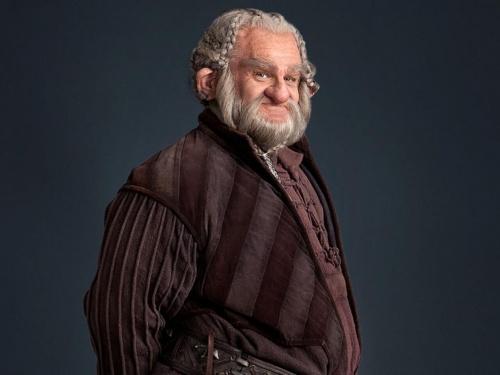 The Hobbit - Mark Hadlow