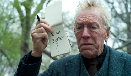 Extremely Loud And Incredibly Close - Max Van Sydow