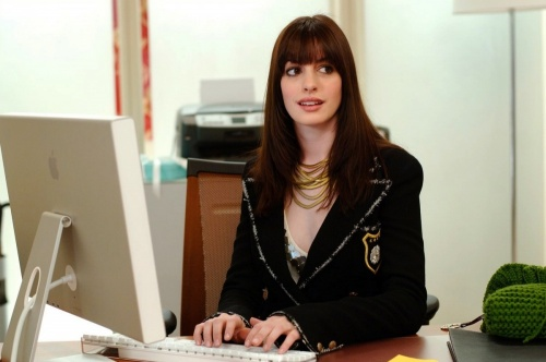 The Devil Wears Prada - Anne Hathaway