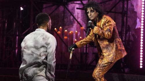 Jesus Christ Superstar Live - Alice Cooper