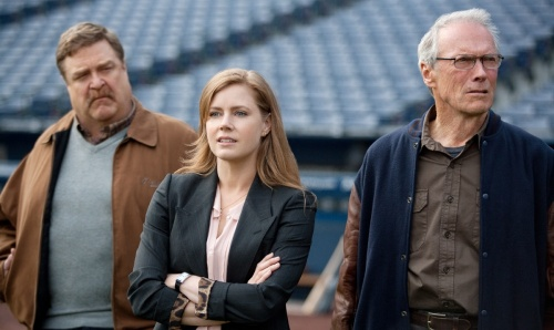 Trouble With The Curve - Amy Adams, Clint Eastwood 2