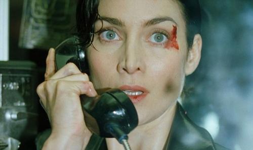 Matrix - Carrie-Anne Moss