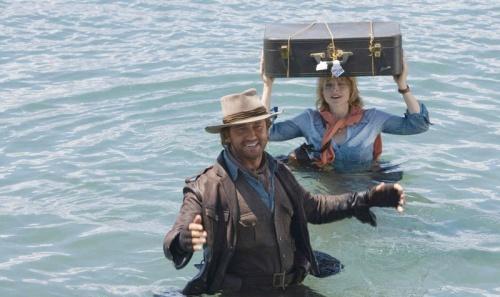Nimms Island - Jodie Foster, Gerard Butler