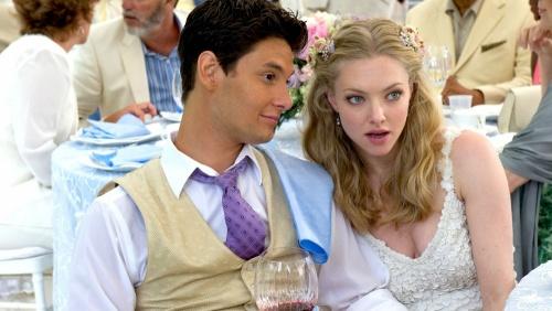 The Big Wedding - Ben Barnes, Amanda Seyfried