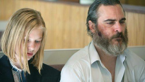 You Were Never Really Here- Joaquin Phoenix & Ekaterina Samsonov