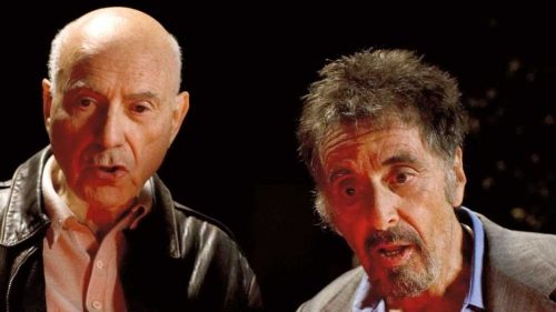 Stand Up Guys- Alan Arkin, Al Pacino