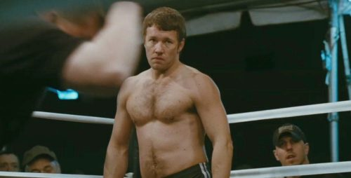 Warrior- Joel Edgerton