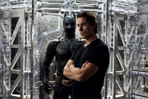 The Dark Knight Rises- Christian Bale