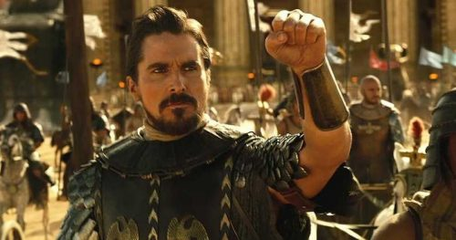 Exodus Gods and Kings- Christian Bale