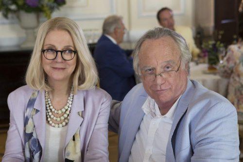 Madoff- Richard Dreyfuss & Blythe Danner