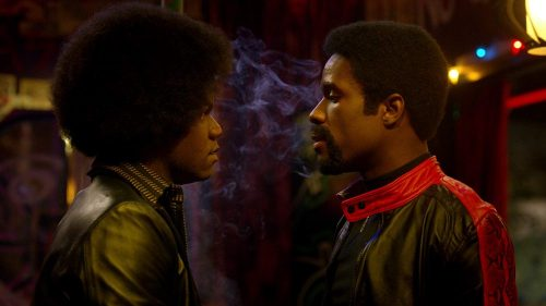 The Get Down- Tory Devon Smith and Shameik Moore