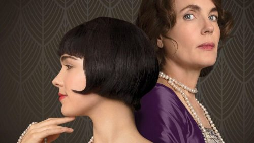 The Chaperone- Elizabeth McGovern & Haley Lu Richardson