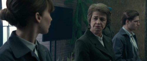 Red Sparrow- Charlotte Rampling