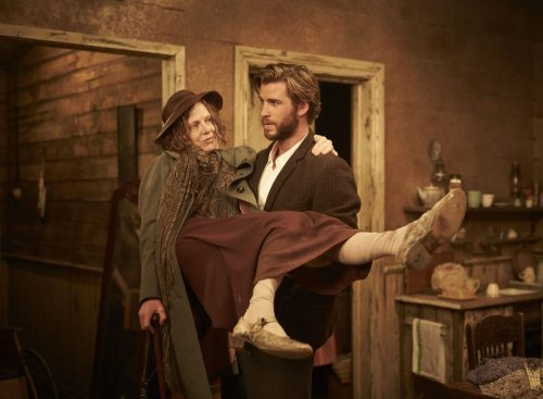 The Dressmaker- Judy Davis & Liam Hemsworth