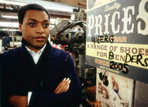 Kinky Boots- Chiwetel Ejofor