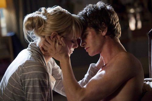 The Amazing Spiderman- Emma Stone, Andrew Garfield