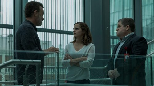 The Circle- Tom Hanks, Emma Watson & Patton Oswalt