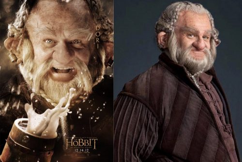The Hobbit Trilogy- Mark Hadlow