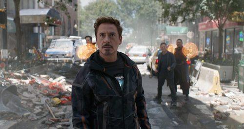 Avengers Infinity War- Robert Downey Jr