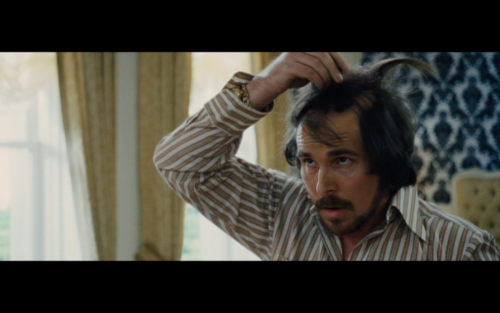 American Hustle- Christian Bale