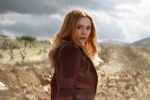 Avengers Infinity War- Elizabeth Olsen