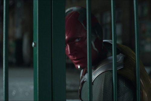 Avengers Infinity War- Paul Bettany