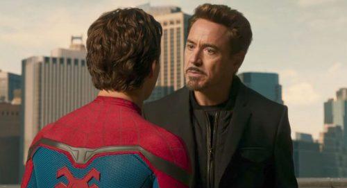 Spider-Man Homecoming- Robert Downey Jr