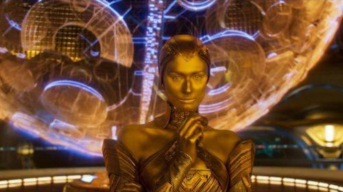 Guardians of the Galaxy- Elizabeth Debicki