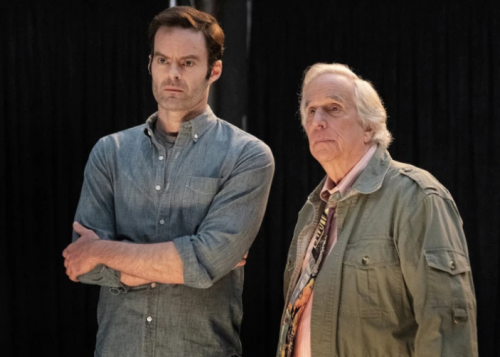 Barry Season 2- Bill Hader & Henry Winkler
