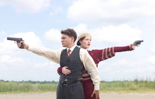 Bonnie And Clyde-Emile Hirsh & Holliday Grainger