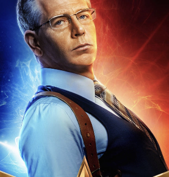 Captain Marvel- Ben Mendelsohn