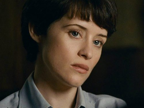 First Man- Claire Foy