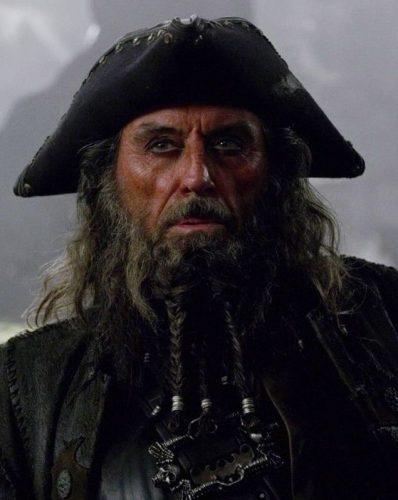 Pirates of The Caribbean: On Stranger Tides- Ian McSahane