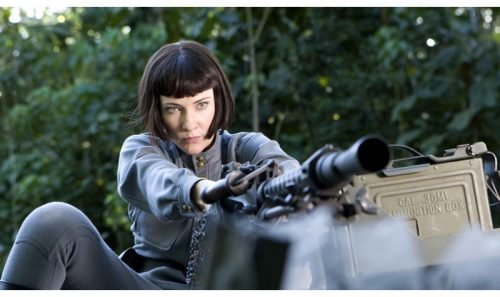 Indiana Jones And The Kingdom Of The Crystal Skull - Cate Blanchett 2