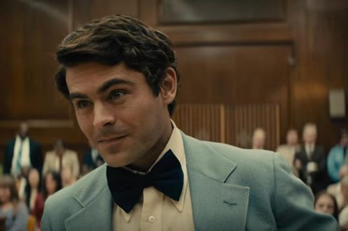 Extremely Wicked Shockingly Evil And Vile- Zac Efron