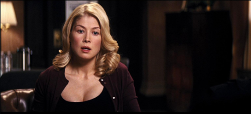 Jack Reacher- Rosamund Pike