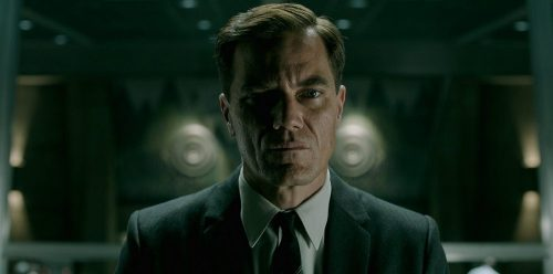 Knives Out- Michael Shannon