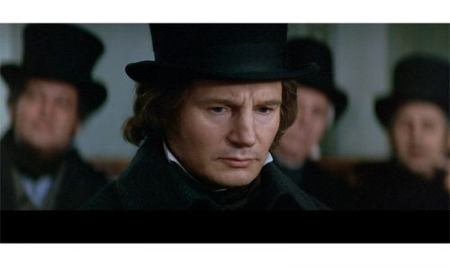Les Miserables - Liam Neeson