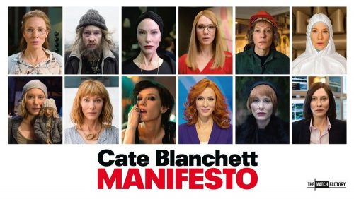 MR Manifesto - Cate Blanchett CoverImage