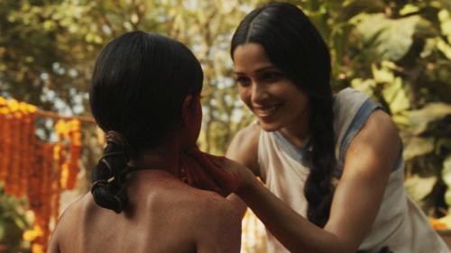 Mowgli- Frida Pinto