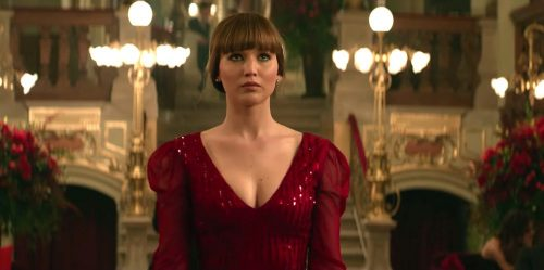 Red Sparrow- Jennier Lawrence